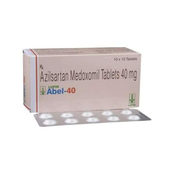 abel tablet azilsartan medoxomil 40mg 1