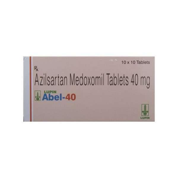 abel tablet azilsartan medoxomil 40mg 2