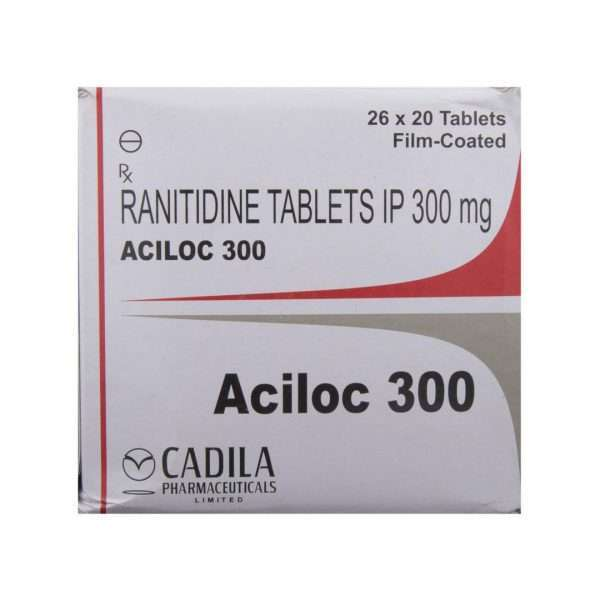 aciloc tablet ranitidine 300mg 2