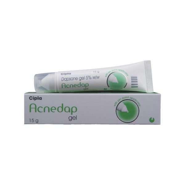 acnedap gel dapsone 5 1