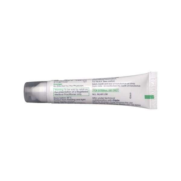 acnedap gel dapsone 5 4