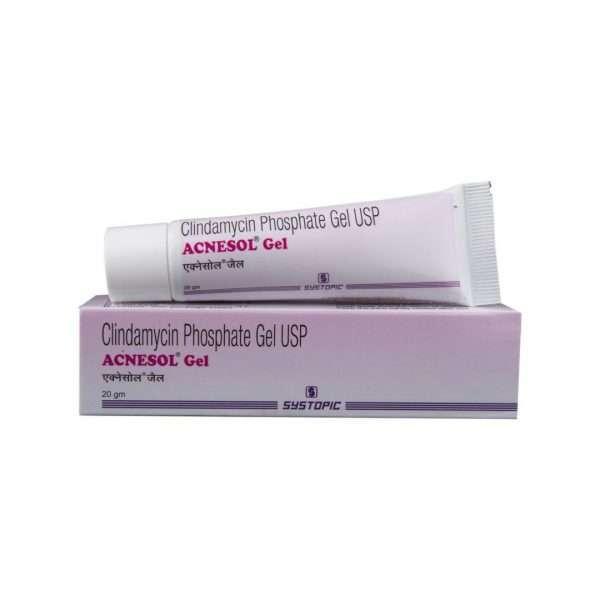 acnesol gel clindamycin 1 1