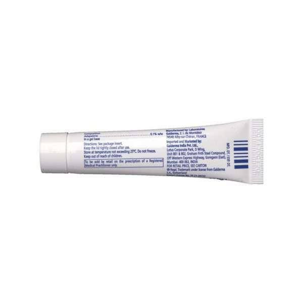adaferin gel adapalene 0 1 4
