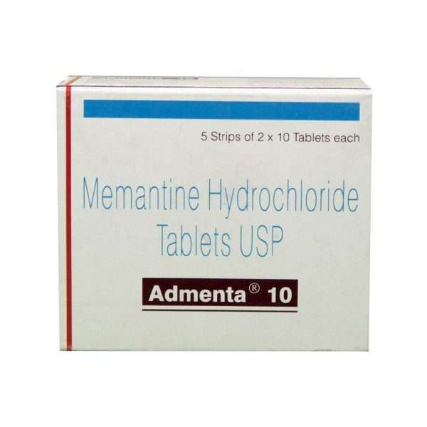 admenta tablet memantine 10mg 2