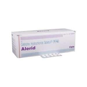 alerid tablet cetirizine 10mg 1