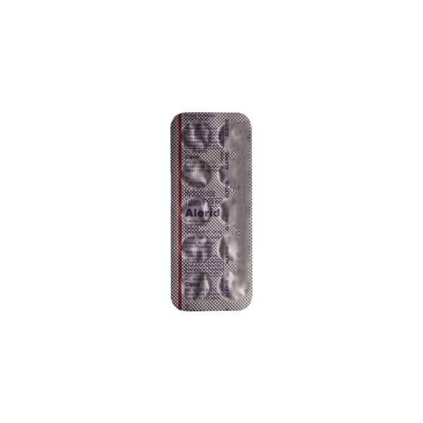 alerid tablet cetirizine 10mg 5