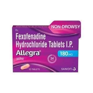 allegra tablet fexofenadine 180mg 1