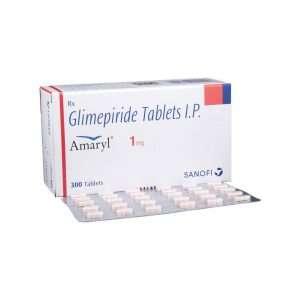amaryl tablet glimepiride 1mg 1