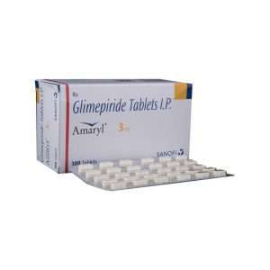 amaryl tablet glimepiride 3mg 1