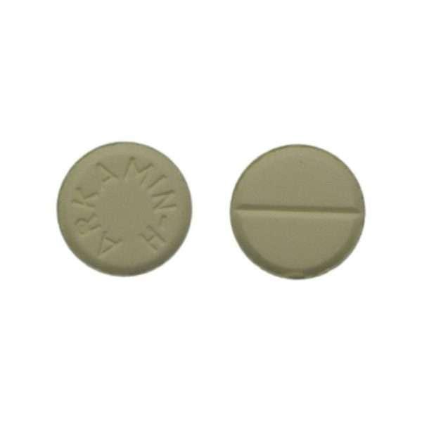 arkamin h tablet clonidine 6