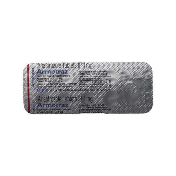 armotraz tablet anastrozole 1mg 5