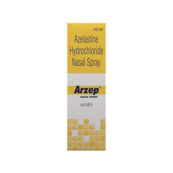 arzep nasal spray azelastine 0 1 2