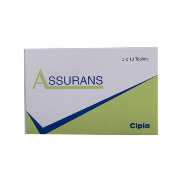 assurans tablet sildenafil 20mg 2