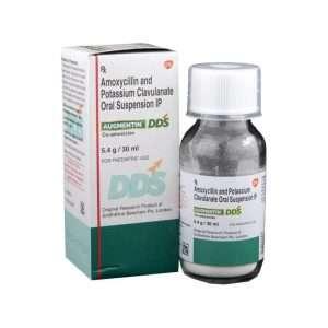 augmentin dds syrup amoxicillin 1