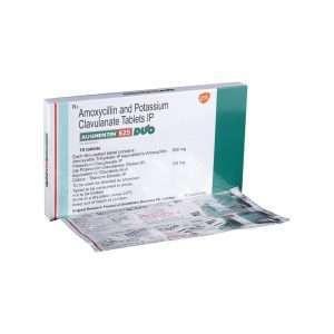 augmentin duo tablet amoxicillin 1