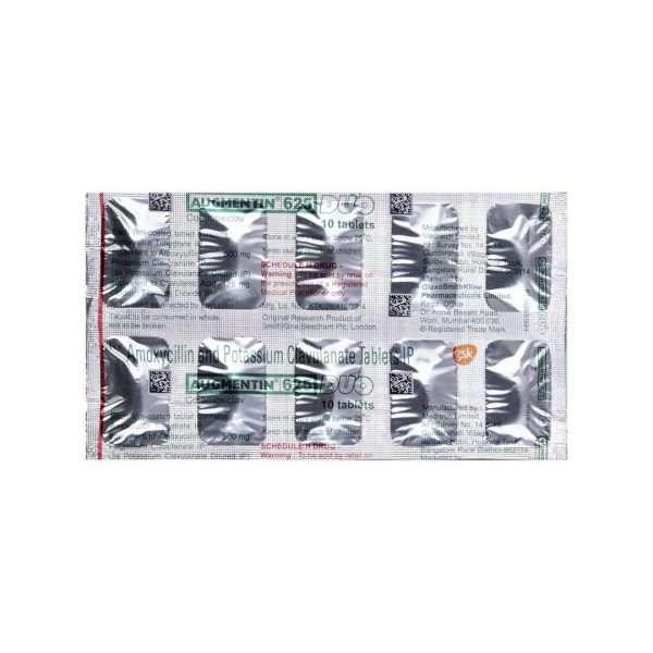 augmentin duo tablet amoxicillin 5