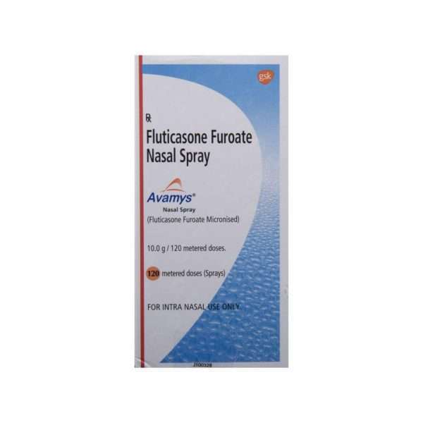 avamys nasal spray fluticasone furoate 0 05 2
