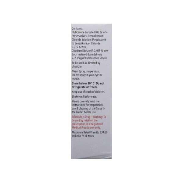 avamys nasal spray fluticasone furoate 0 05 3