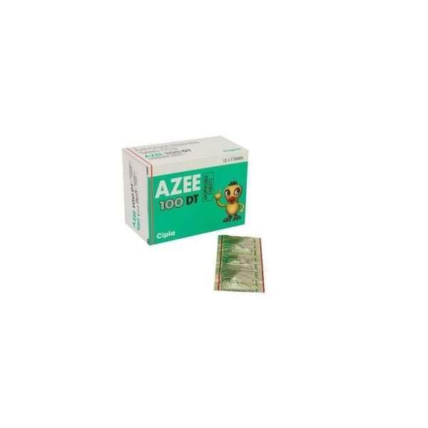 azee tablet azithromycin 100mg 1