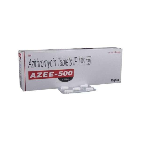 azee tablet azithromycin 500mg 1