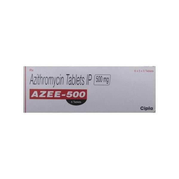 azee tablet azithromycin 500mg 2