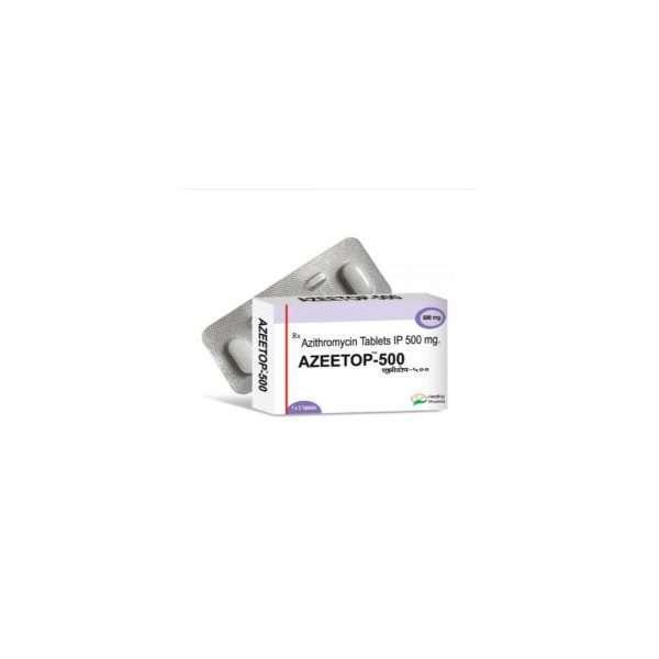 azeetop tablet azithromycin 500mg 1