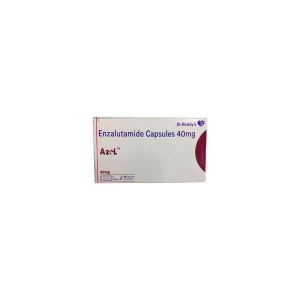 azel capsule enzalutamide 40mg 1