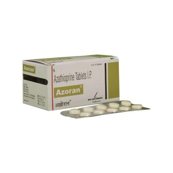 azoran tablet azathioprine 50mg 1