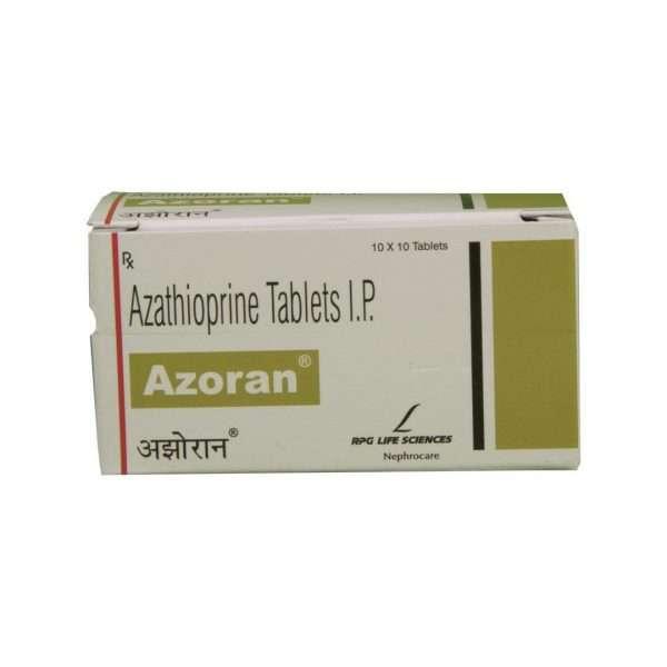 azoran tablet azathioprine 50mg 2