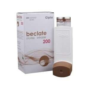 beclate inhaler beclometasone 200mg 1