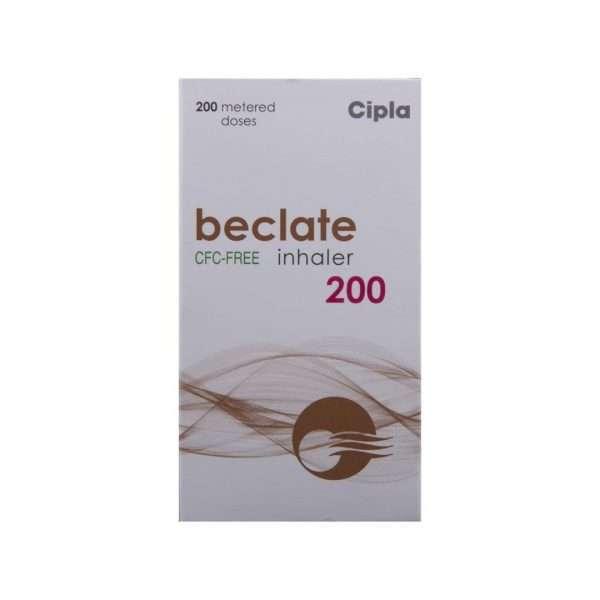 beclate inhaler beclometasone 200mg 2