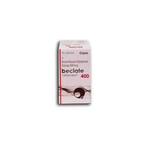 beclate rotacap beclometasone 400mcg 1