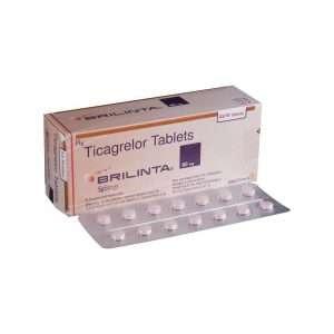 brilinta tablet ticagrelor 60mg 1