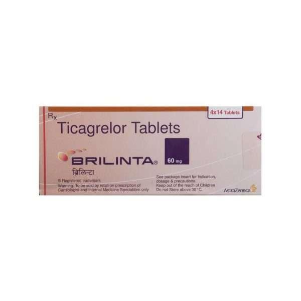 brilinta tablet ticagrelor 60mg 2