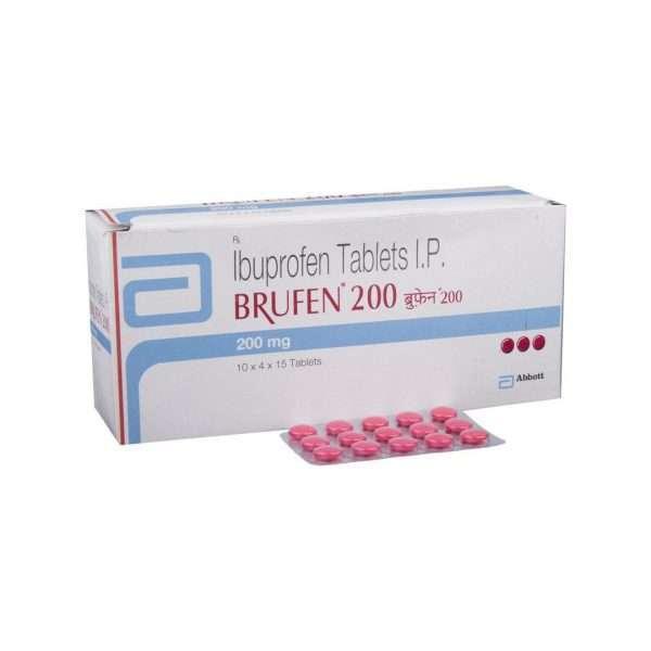 brufen tablet ibuprofen 200mg 1