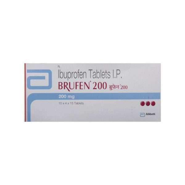 brufen tablet ibuprofen 200mg 2