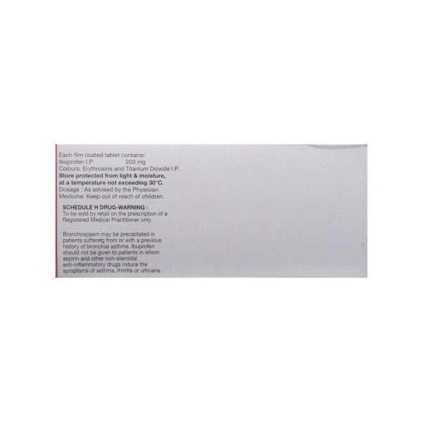 brufen tablet ibuprofen 200mg 3