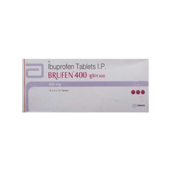 brufen tablet ibuprofen 400mg 2