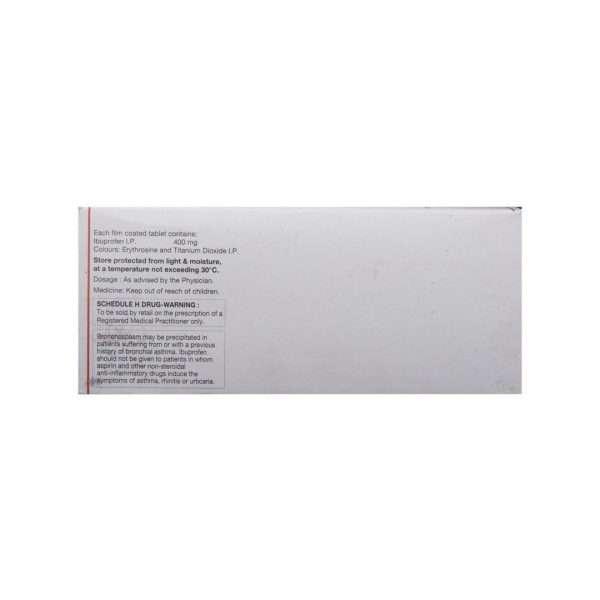 brufen tablet ibuprofen 400mg 3
