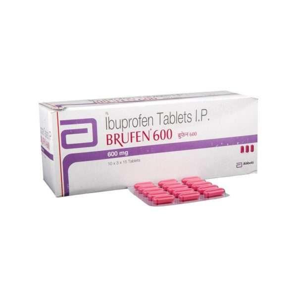 brufen tablet ibuprofen 600mg 1