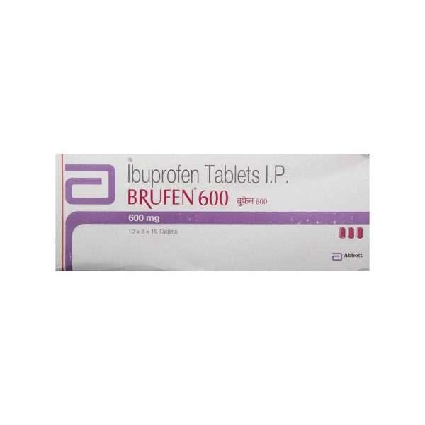 brufen tablet ibuprofen 600mg 2