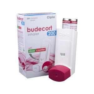 budecort inhaler budesonide 200mcg 1