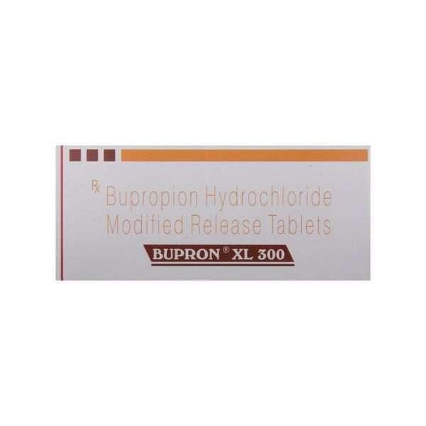 bupron xl tablet bupropion 300mg 2