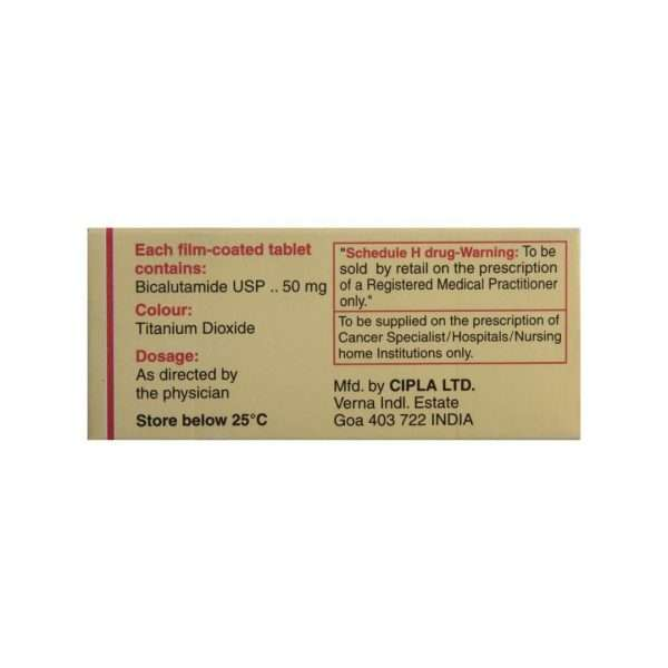 calutide tablet bicalutamide 50mg 3