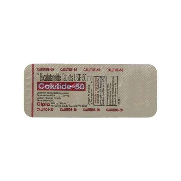 calutide tablet bicalutamide 50mg 5