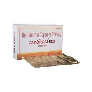 canditral tablet itraconazole 200mg 1