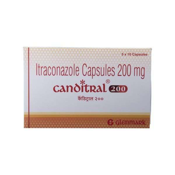 canditral tablet itraconazole 200mg 2