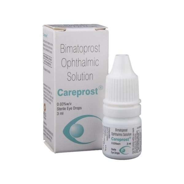 careprost eye drops bimatoprost 0 03 1