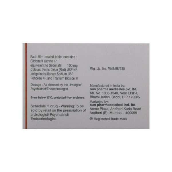 caverta tablet sildenafil 100mg 3