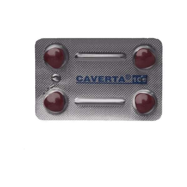 caverta tablet sildenafil 100mg 4